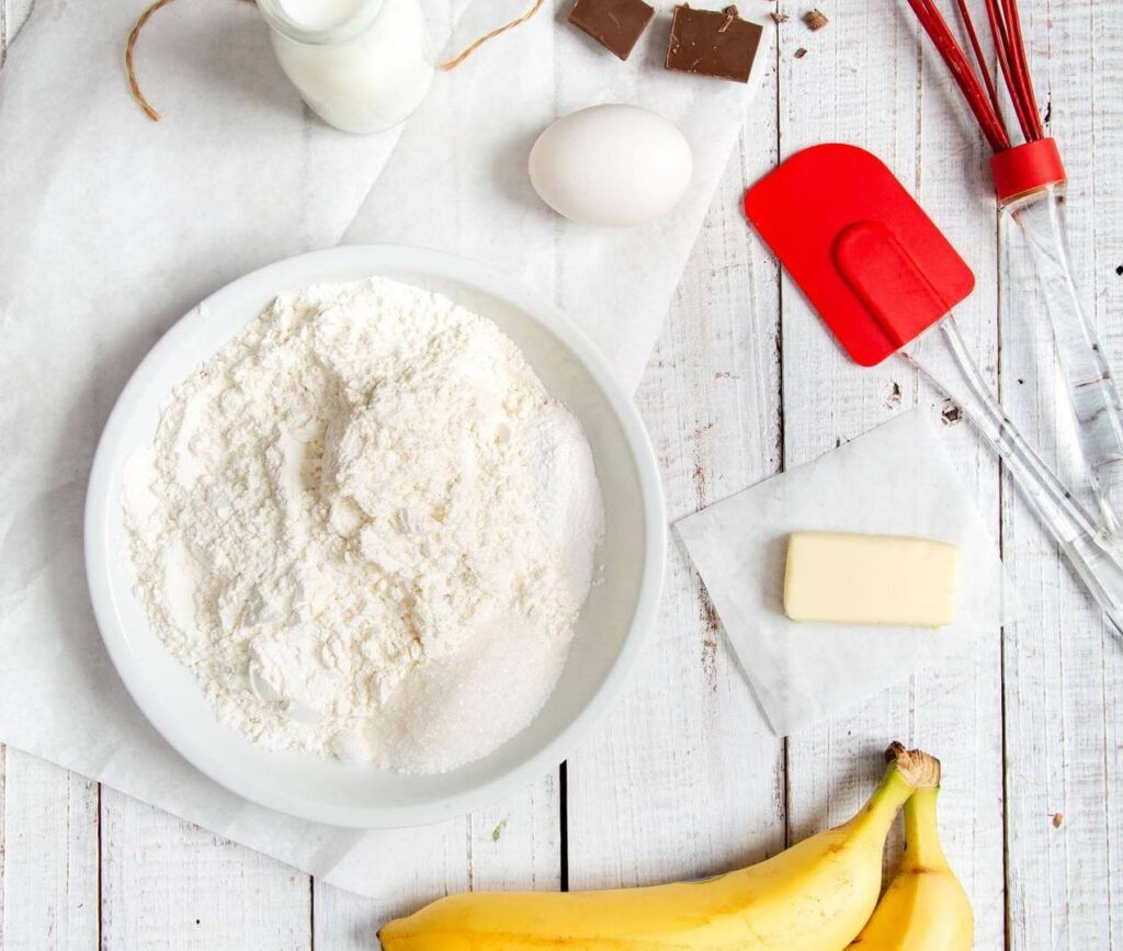 Difference Between Flours