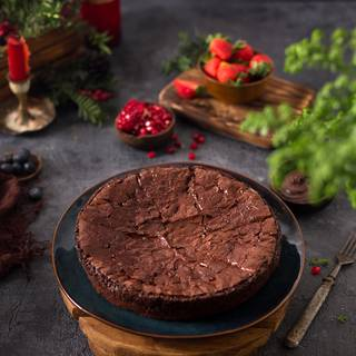 Bake it for 35 minutes. you can serve it with chocolate, Nutella, strawberry or anything you like and enjoy.
