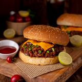 The BEST Homemade Sloppy Joes Sandwiches