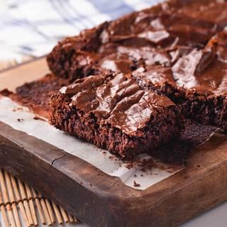 The Best Homemade Chocolate Brownies recipe