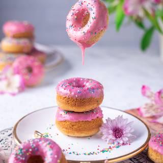 Baked Vegan Donut Recipe