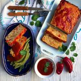 Moist and Tender Turkey Meatloaf Recipe