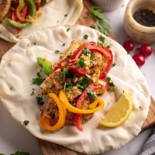 Easy Flavorful Chicken Fajitas