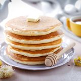 The Best Fluffy Pancakes