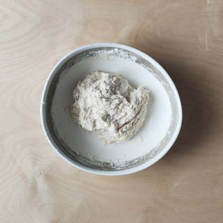 Mix them well until they are combined well. Knead the dough for 4 to 5 minutes.