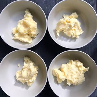 divide the butter cream