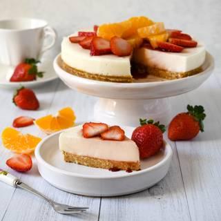 Perfect No-Bake Cheesecake - Easy