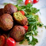 Easy Home-made Falafel Recipe