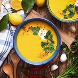 Easy Red Lentil Soup Recipe