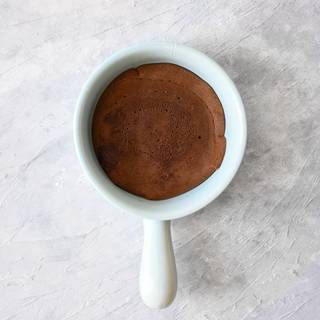 Put a nonstick pan on medium heat to become hot enough. Pour one ladle of your batter inside the pan and turn it when your pancake starts to bubble, after a few seconds take it out and fry the rest of your pancakes.