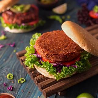 Spicy Bean Burger Recipe