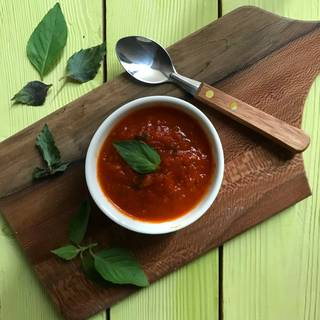 How To Make Tomato Sauce with Fresh Tomatoes