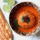 Preparation of Koofteh Tabrizi Persian Meatballs Recipe