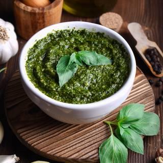 Basil Pesto Recipe with Lemon