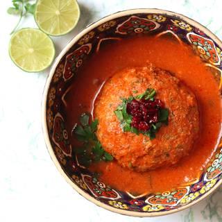 Persian Koofteh Tabrizi