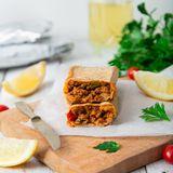 Mexican beef Burrito Recipe
