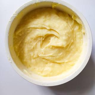 Mashing potato