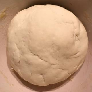 Cover the bowl with plastic wrap and let it stand until the dough is doubles in size about 1 hours.