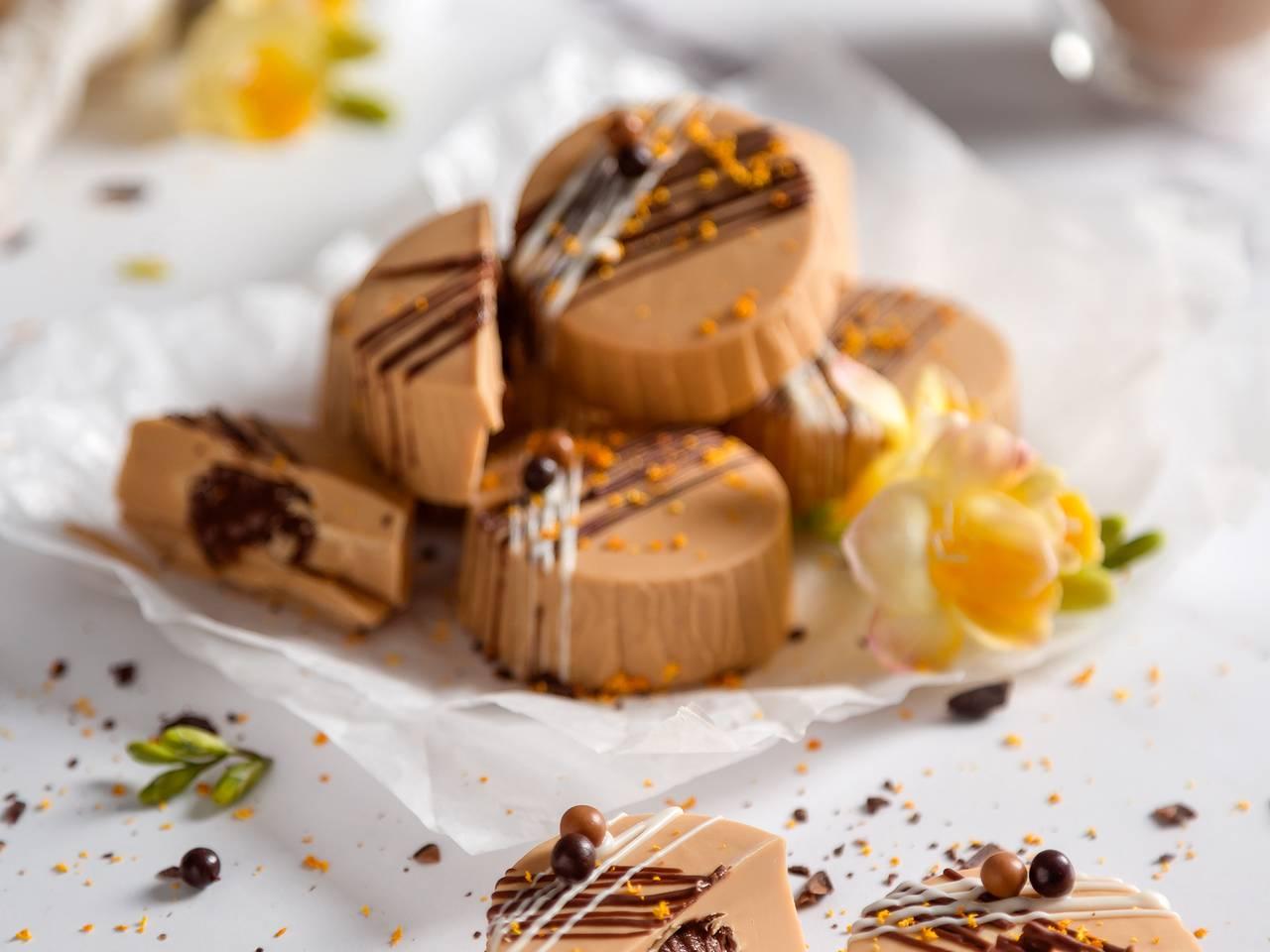 The Best 3-Ingredient Fudge Recipe