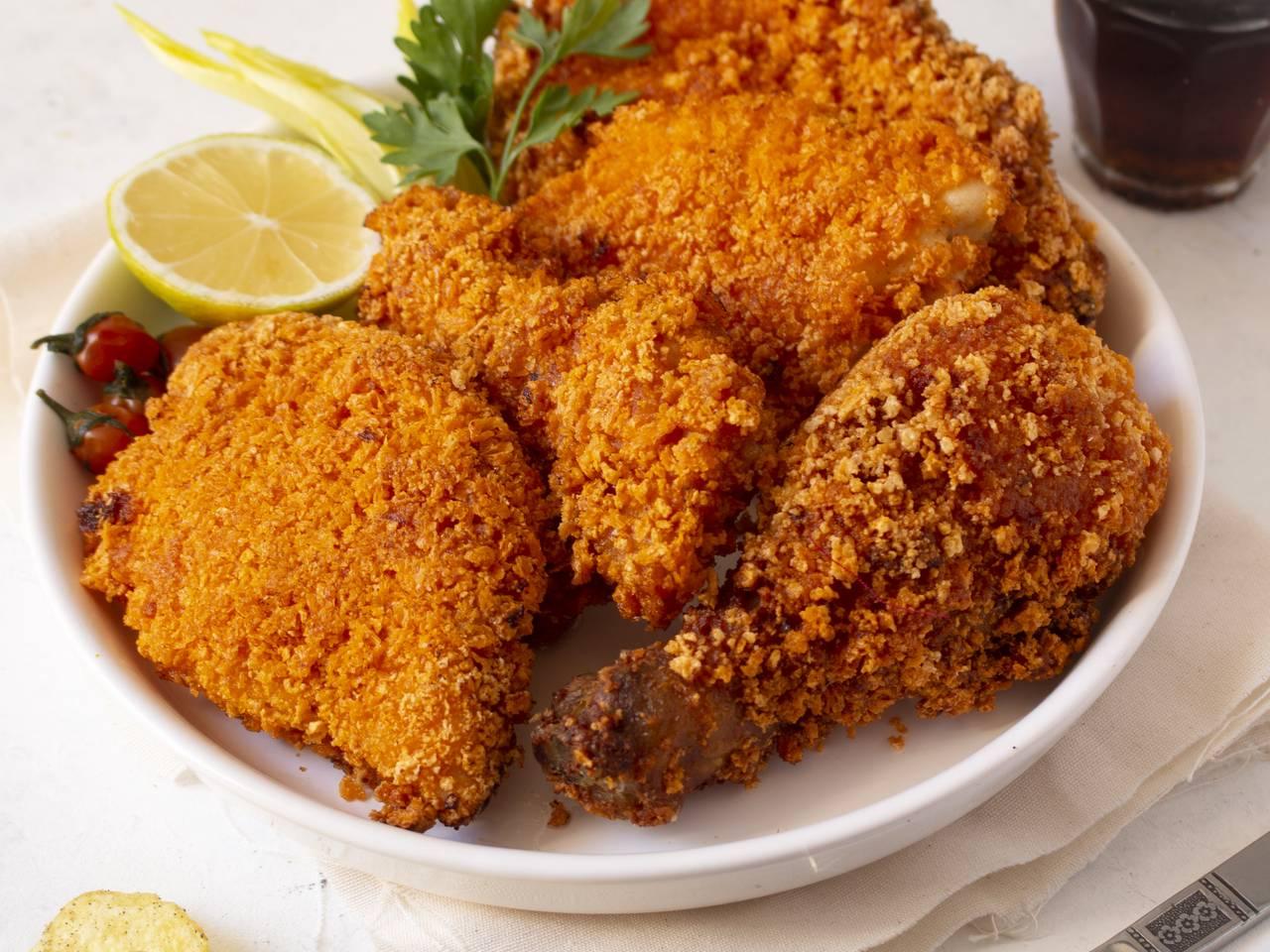 Best Homemade Fried chicken