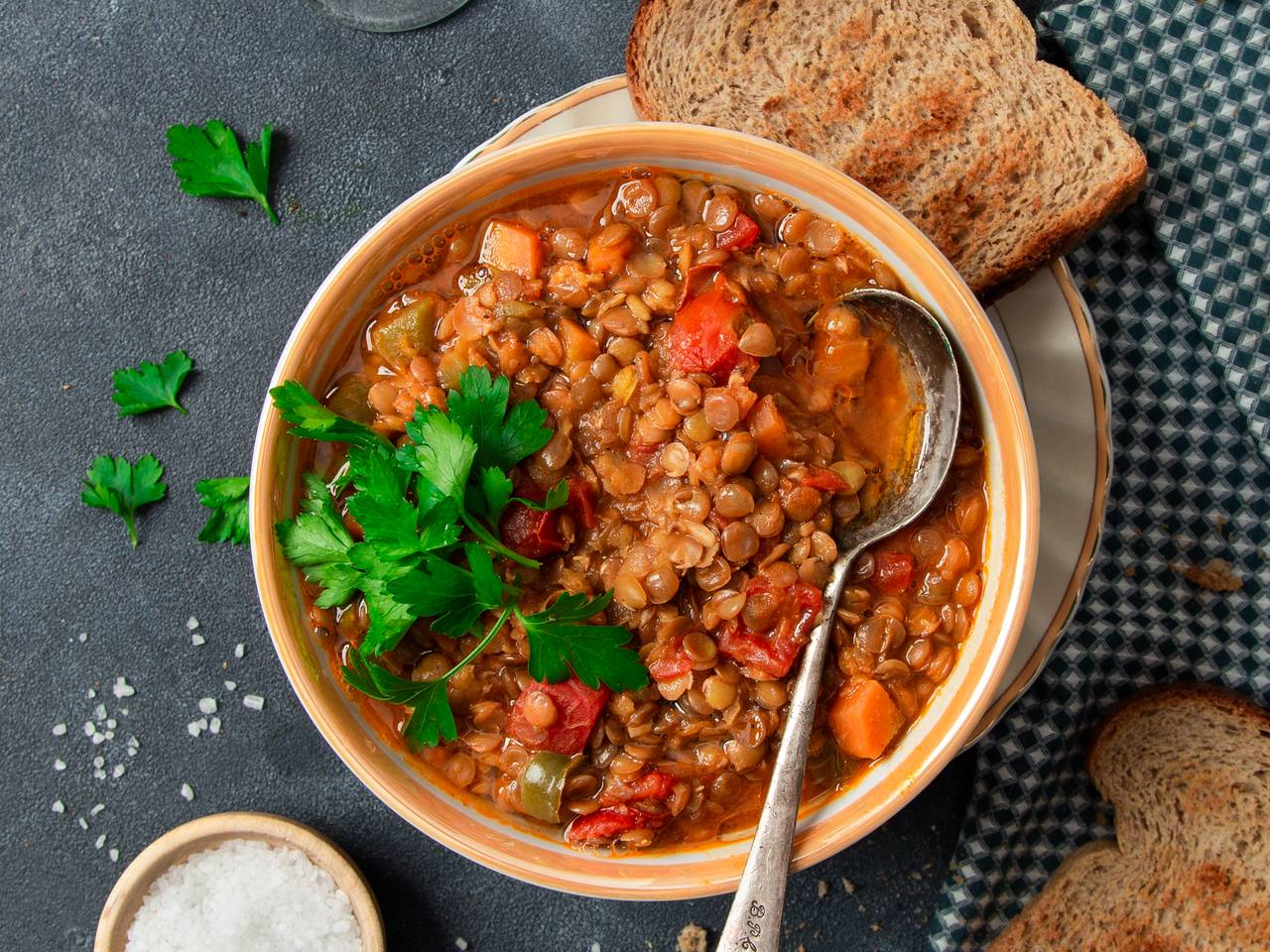 Delicious and Easy Lentil Soup