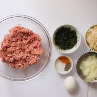 koofteh ingredients
